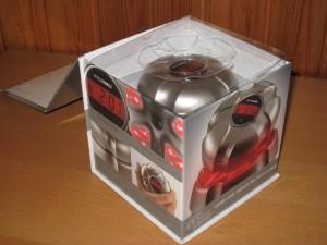 מסרק הלייזר X5 - קופסא פתוחה